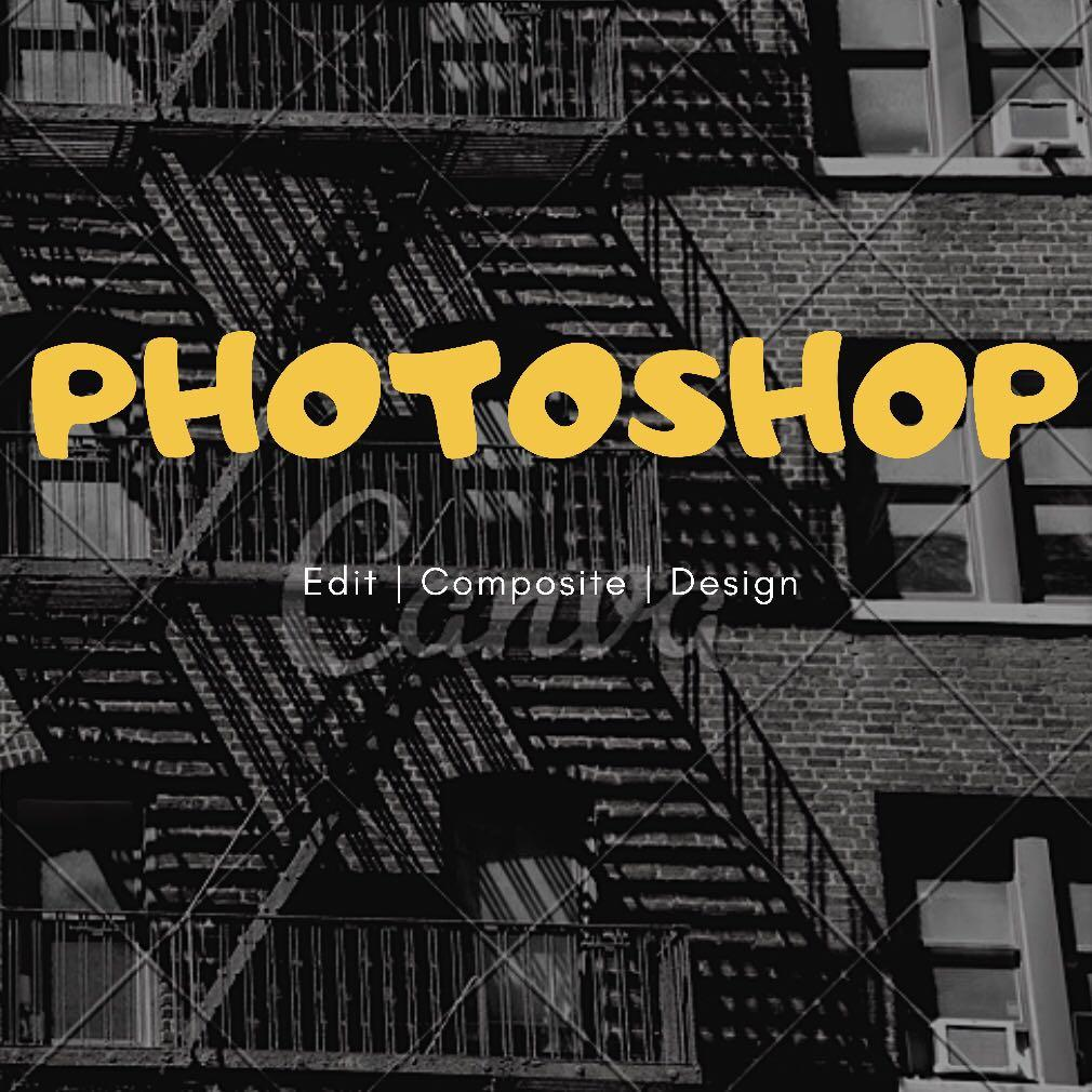 Photoshop and photo editing