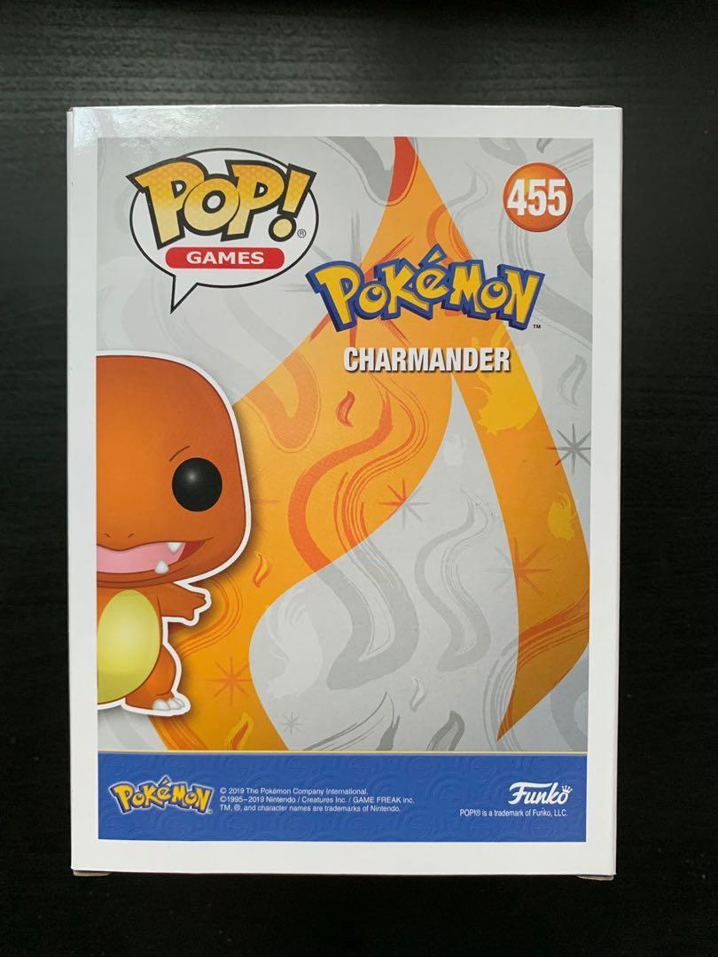Pokémon Funko Pop - Charmander