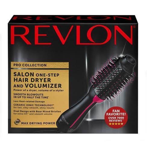 Revlon One Step Hair Dryer & Volumizer Hot Air Brush