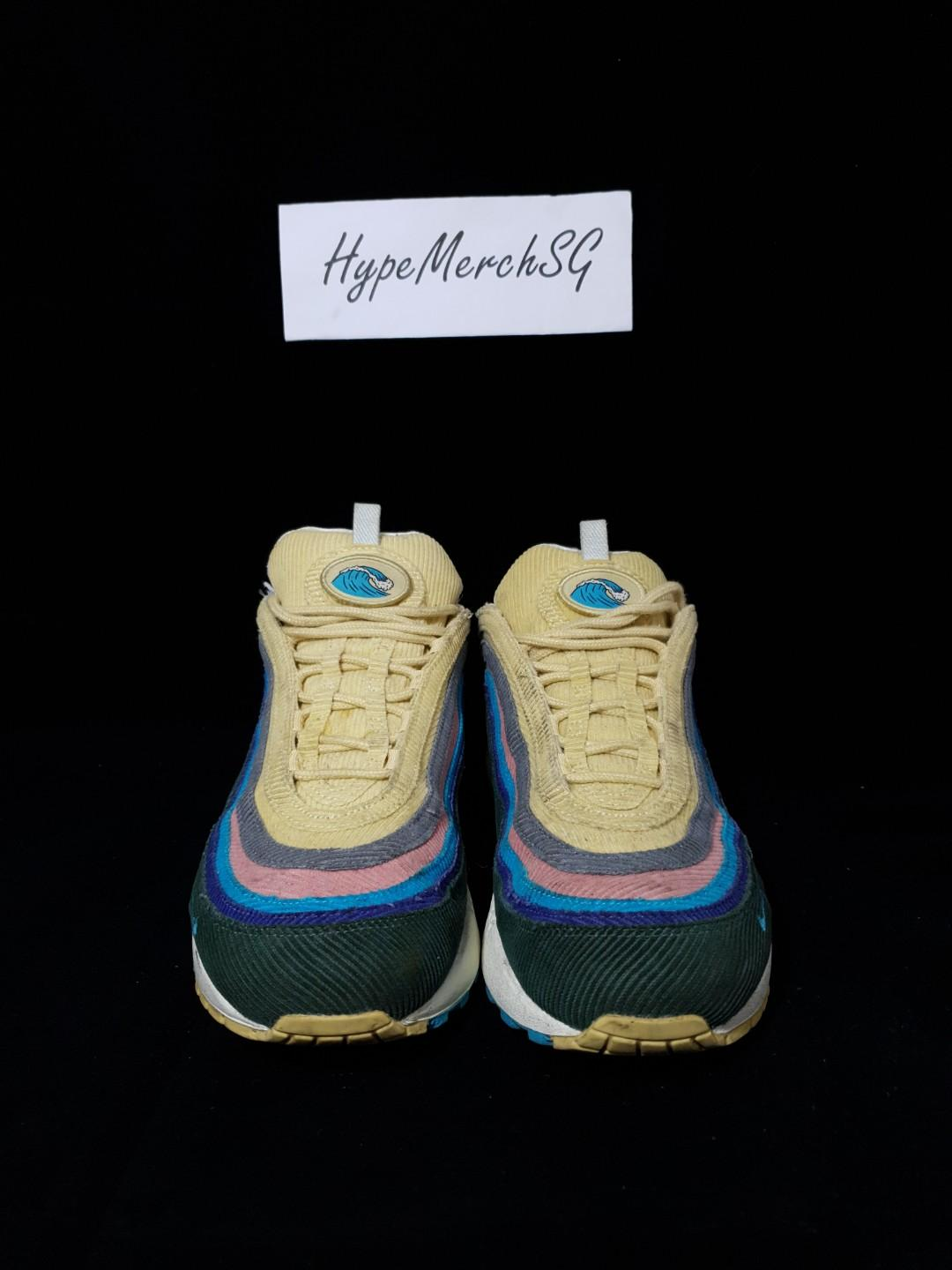 Sean Wotherspoon Nike Air Max 971 Toddler Sizes Release