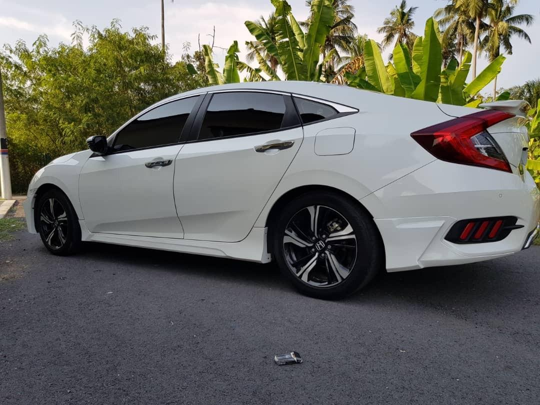 SEWA BELI>>HONDA CIVIC FC 1.5 AUTO VTEC TURBO FULL SPECS 2017