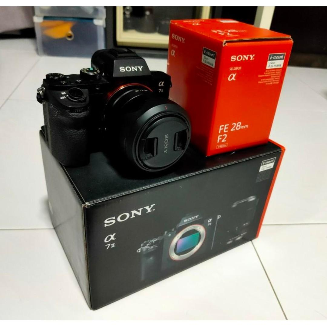 Sony A7ii + FE 28mm f2