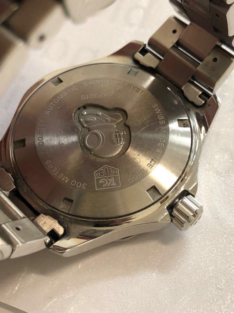 buy online 245c3 845b2 Tag heuer aquaracer wap2010, Luxury, Watches on Carousell