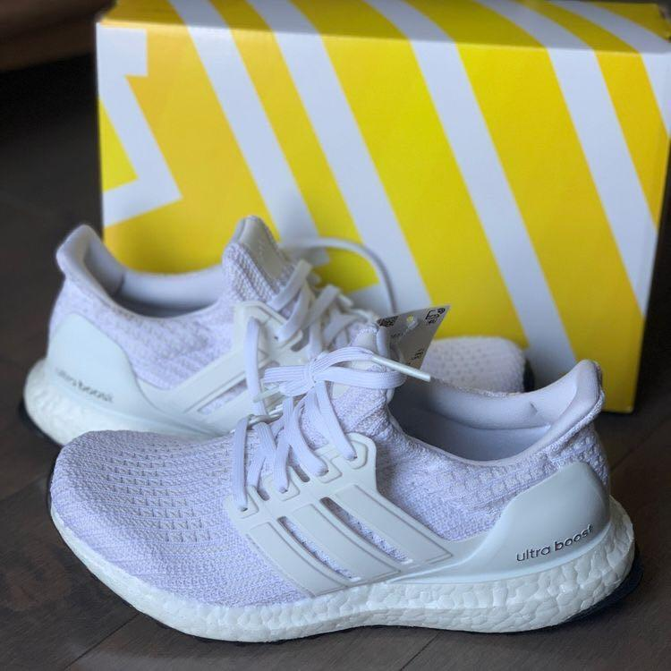 ultraboost triple white