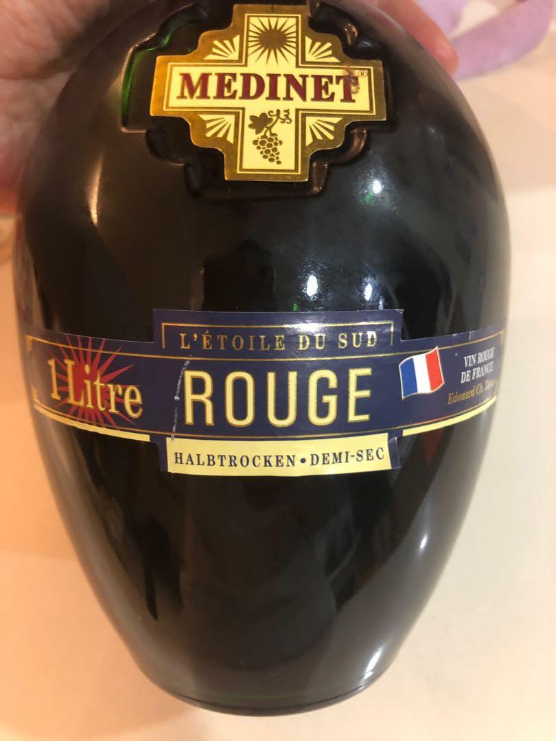 Wine one liter