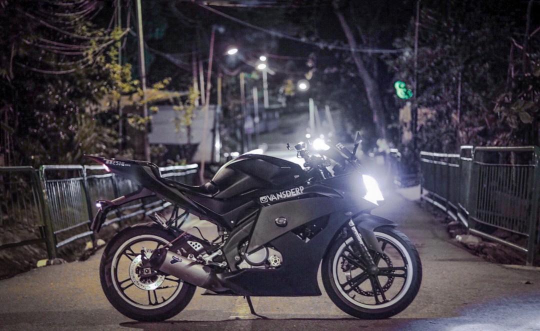 Yamaha R125 coe 07/2020