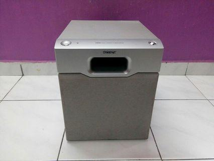 Sony Active Subwoofer SA-WMPS4