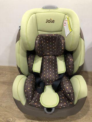Joie 成長型雙向安全座椅(0-7歲)