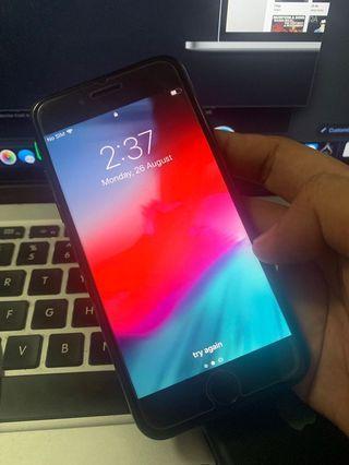 IPhone 7 256Gb (mateblack)