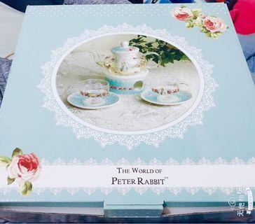 peter rabbit 茶杯組