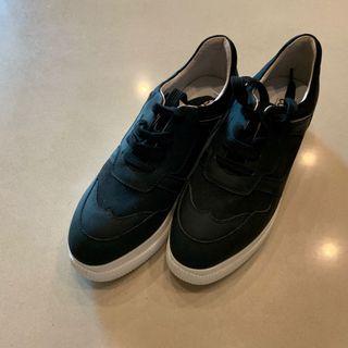 COUBER.G 黑色厚底鞋