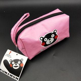 熊本熊 Kumamon 化妝包 筆袋