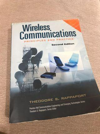 Wireless textbook