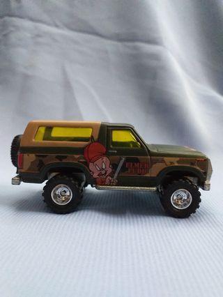 Ford Bronco 4x4 Truck Hotwheels Hot Wheels