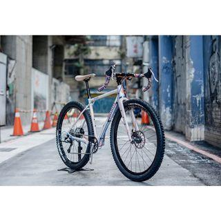 Veloci Cycle Jimmy ( Gravel / Monstercross / Cyclocross/ bikepacking )
