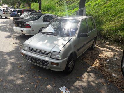 1995 Perodua Kancil 659 (A) used