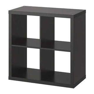 IKEA SHELF UNIT KALLAX 602.758.12