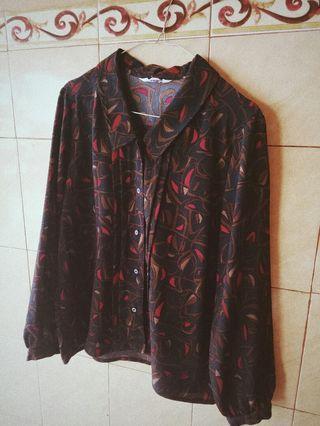 Kemeja / Kemeja vintage / Jaket vintage / Thrift Shop