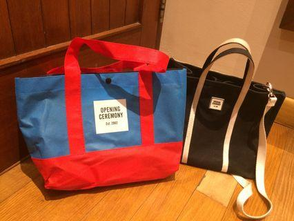 REPRICE Opening Ceremony Canvas Bag