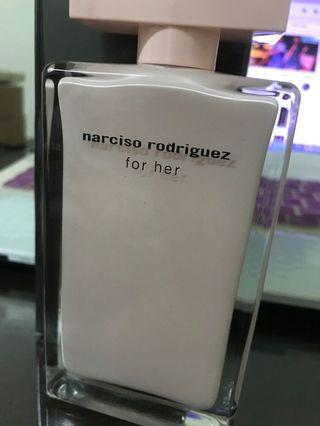 Narciso Rodriguez for her 淡香精 100ml