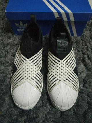 💯Original Adidas Superstar Slip On