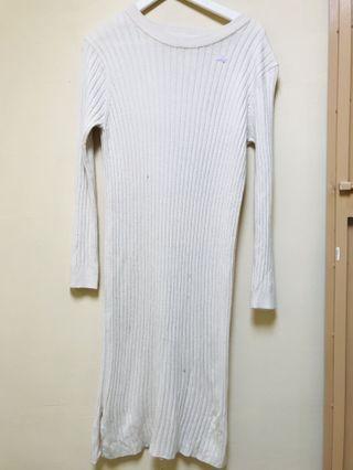 Knitwear shirt labuh