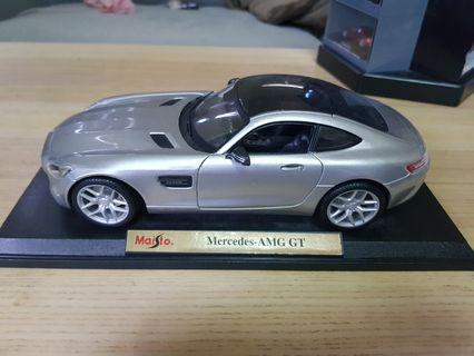賓士Mercedes-AMG GT模型車