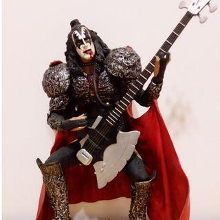 "KISS ""Gene Simmons"" Action Figure"