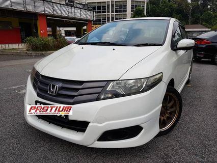 2010 Honda CITY 1.5 (A) Muka 2K Loan Kedai