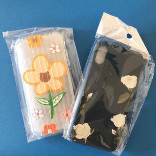 Bear & Flower Case - Buy 2/ Per Pcs