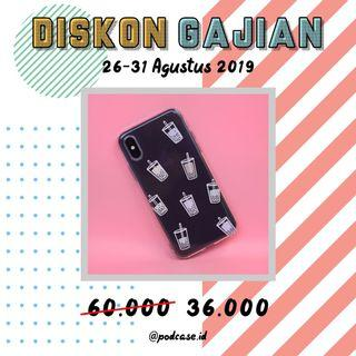 [DISKON GAJIAN 40% FOR: Iphone 6/6s and X/XS]