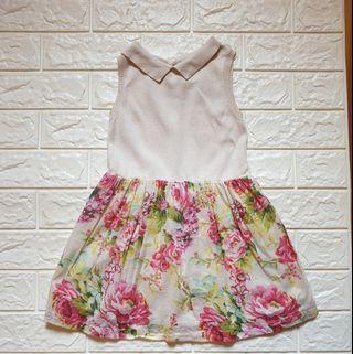 Preloved Dress Anak uk 5 thn
