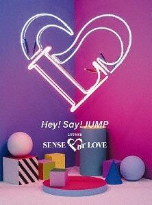Hey! Say! JUMP Live Tour Sense or Love [IN STOCK]