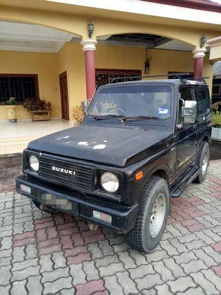 1991 Suzuki Jimny 1.0