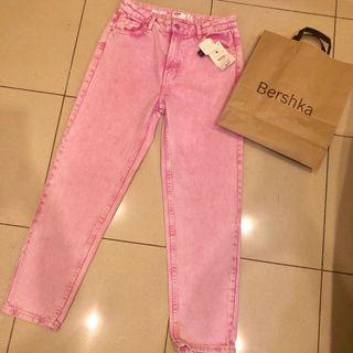 Mom jeans boyfriend bershka hnm Pull&bear