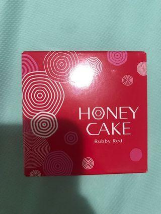《全新降價》資生堂潤紅蜂蜜香皂EX