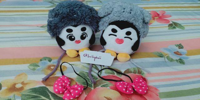 exo d.o. dolls haddung and bbangddung