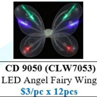Children's Day Special - LED Angel Fairy Wing Set ($36/12pcs bundle) HSEN