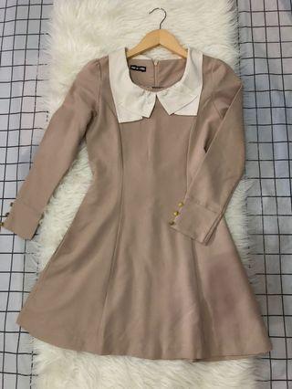 #HBDCarousell #LalamoveCarousell Milk Choco Dress