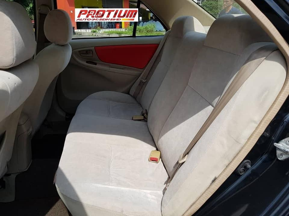 2006 Toyota VIOS G-Spec 1.5 (A) Muka 1K Loan Kedai