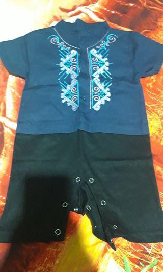 Baju Koko bayi 0-6 bulan