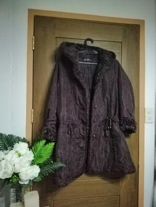 Quilted Bubble Jacket
