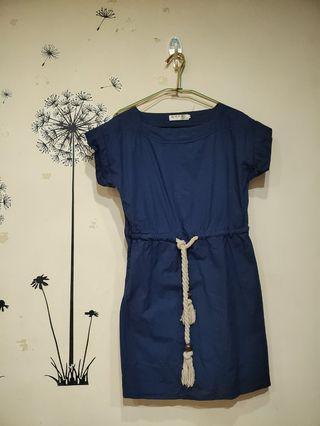 大尺碼甜美洋裝 可換物