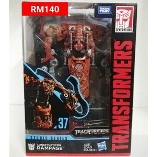 SS37 Rampage Voyager Class Transformers Studio Series SS RM140