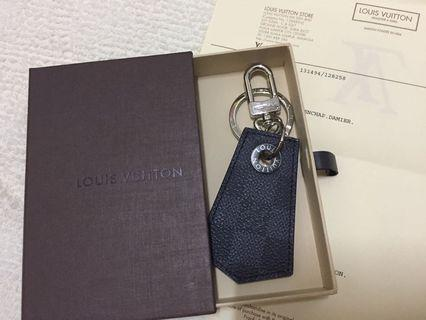 Authentic Louis Vuitton key chains with Receipt new