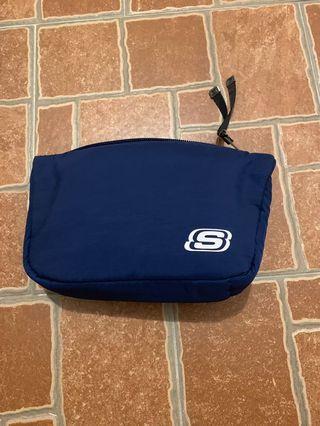 Skechers 海軍藍旅行收納袋 3件式