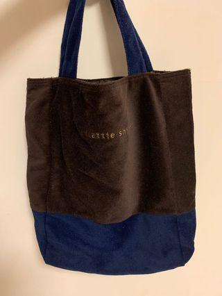 二手 日系簡約手提袋 手提包