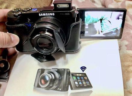 SAMSUNG Ex- 2f 相機