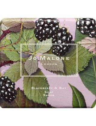 Jo Malone 沐浴香皂-黑莓與月桂葉 Blackberry & Bay 100g 壁畫包裝 新包裝 香氛皂