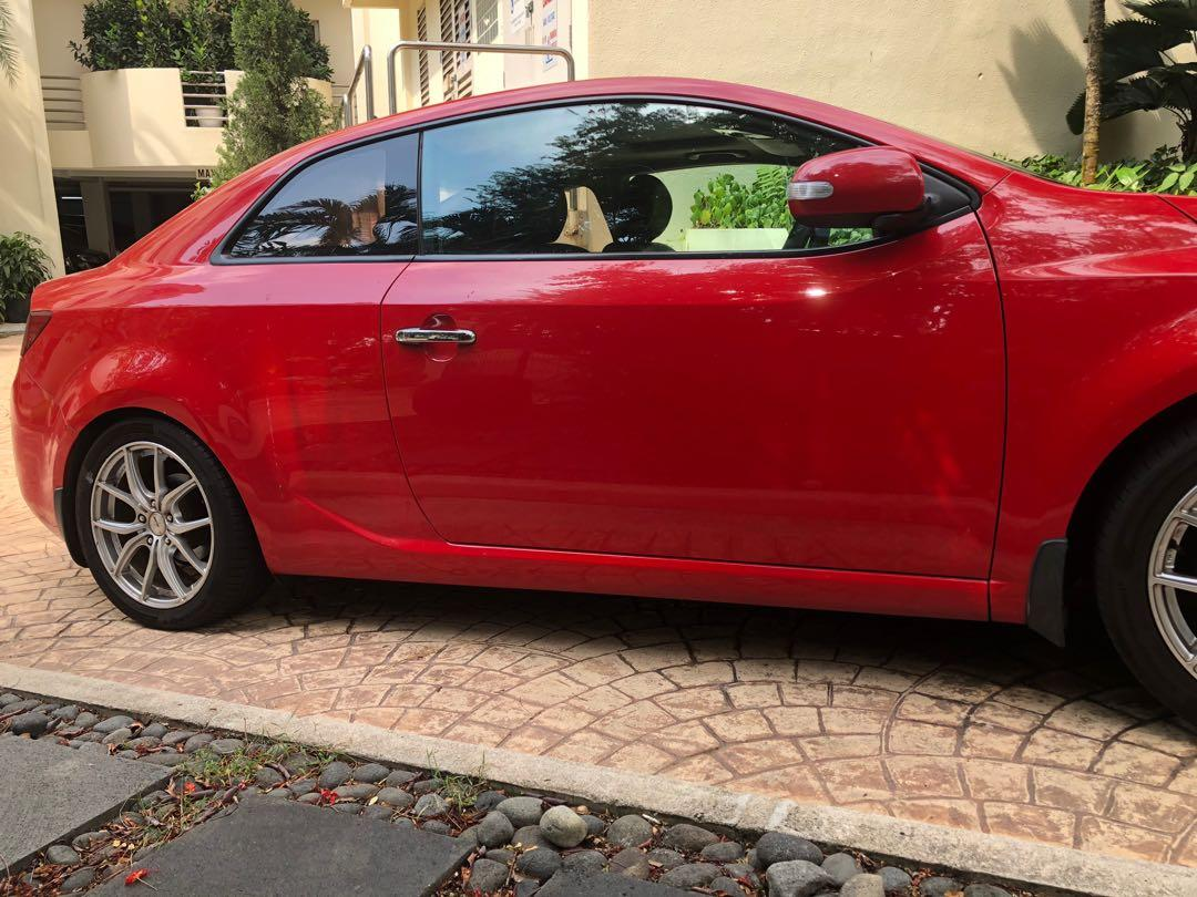 $888 cheapest Coupe rental